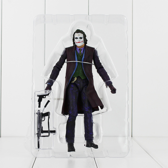 "NECA Superman Batman The Joker PVC Action Figure Collectible Model Toy 7"" 18cm 3 Styles Free Shipping"