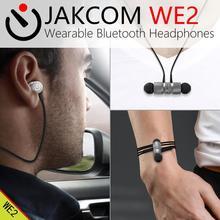JAKCOM WE2 Wearable Inteligente Fone de Ouvido venda quente em Fones De Ouvido Fones De Ouvido como bass ifans cuffie