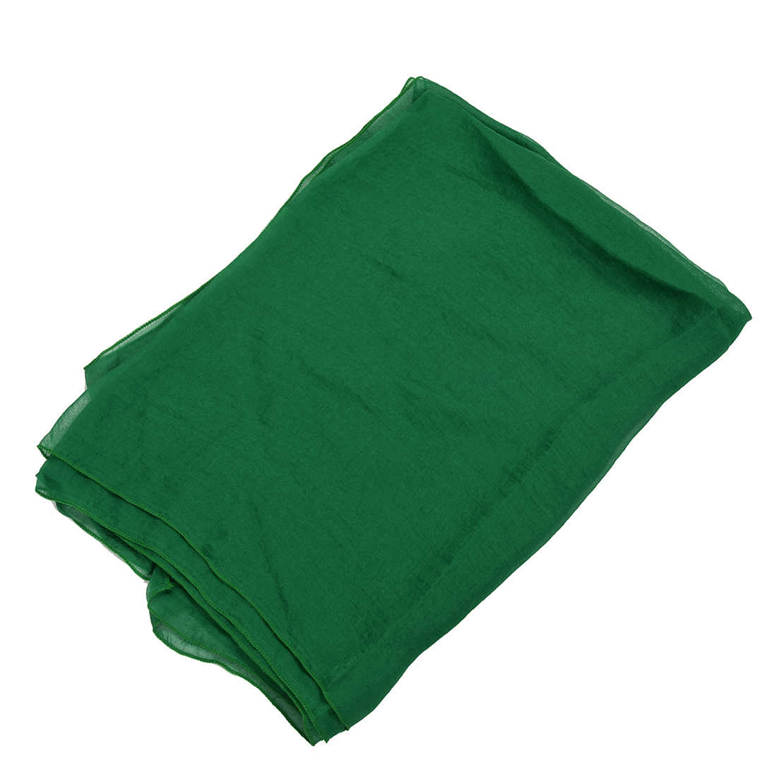 SYB 2016 NEW Grass Green Trendy Summer Care Solid Color Scarf Shawl For Women
