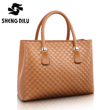 HOT! New 2017 Fashion Famous Designer Brand Bags Women Leather Handbags Genuine Leather big Bags Handbags For Her Free Shipping