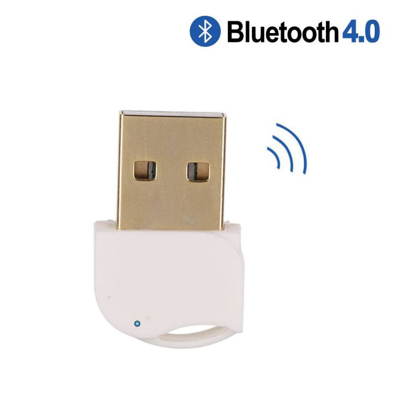 Stetig Mini Wireless Usb Bluetooth Adapter Bluetooth 4,0 Dongle Musik Audio Receiver Transmitter Für Windows 10/8/8,1/7/ Vista/xp Attraktiv Und Langlebig Tragbares Audio & Video