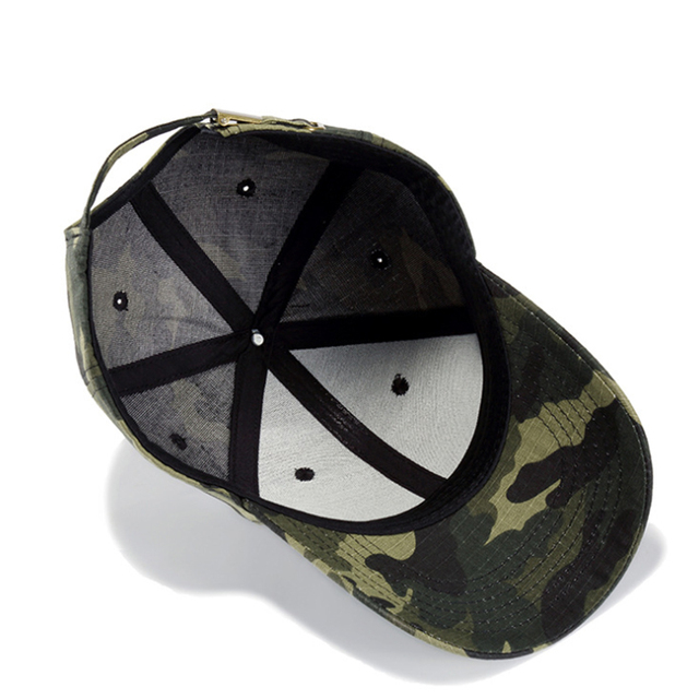 Camouflage Baseball Cap – Different colors