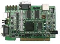DM642/QXD DM642 Совет по развитию 4 запись видео, 6 Аудио PCI, HPI