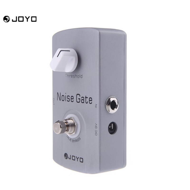 JOYO JF-31 Noise Gate / Noise Suppressor Guitar Effect Pedal Box Musical Instrument Electric Guitar Accessories