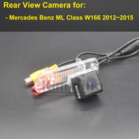 Car Rear View Camera For Mercedes Benz ML M Class W166 2012 2013 2014 2015 Wireless
