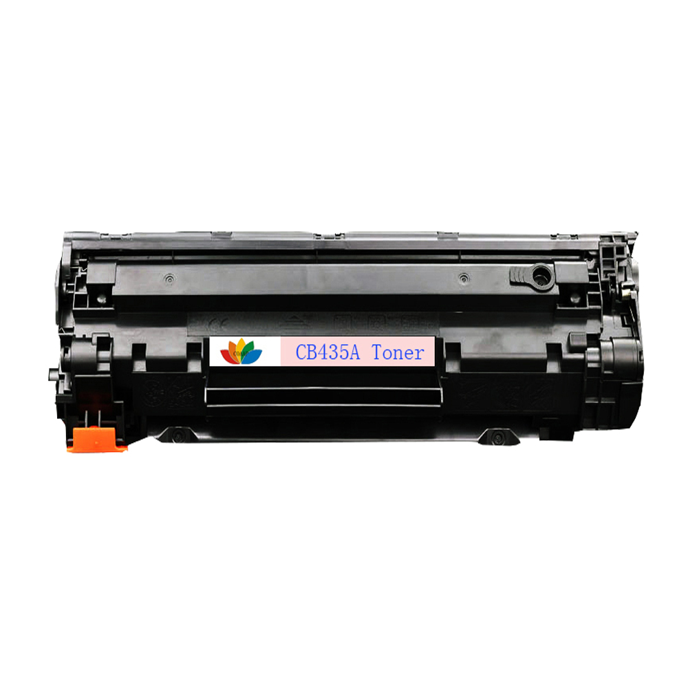 8 Pack Toner Cartridge Black Compatible for HP Laserjet CB435A 35A P1005 P1006