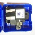 Original KL-31F JILONG cutelo fibra de Alta precisão Fiber Cleaver One-step 48000 fibra cutelo faca de corte de fibra Óptica