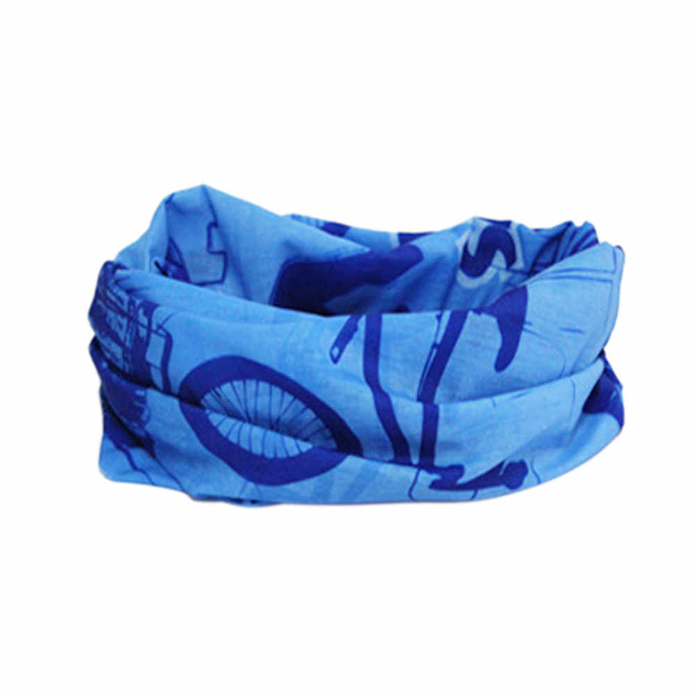Fashion Bicycle Magic Seamless Bandanas Summer Outdoor Sport bandanas Ride Mask Bike Magic Scarf Cycling Headband #30