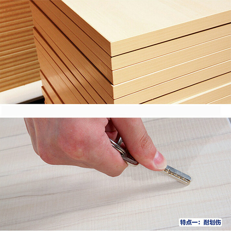 1 pc/lot madera de pino sólida tres niveles 70x29x46 cm Zapatos ...
