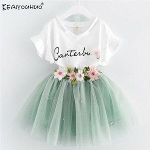 Meninas roupas 2019 verão da criança da menina roupas de treino para meninas conjuntos de roupas terno crianças moda conjuntos