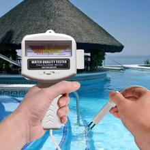 PH Chlorine Water Quality Tester Monitor Portable Home Swimming Pool Spa Aquarium Meter Test Accessories
