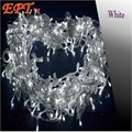 100Pcs/Lot Free By DHL 100LED 10M String Light Christmas/Wedding/Party Decoration Lights Lighting AC110V 220V Waterproof 9Colors