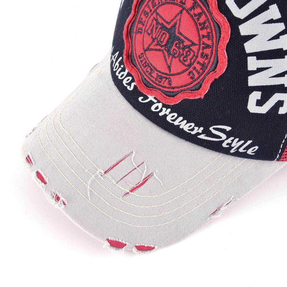 TQMSMY NO68 Նամակ շնչող բեյսբոլի գլխարկով, - Հագուստի պարագաներ - Լուսանկար 5