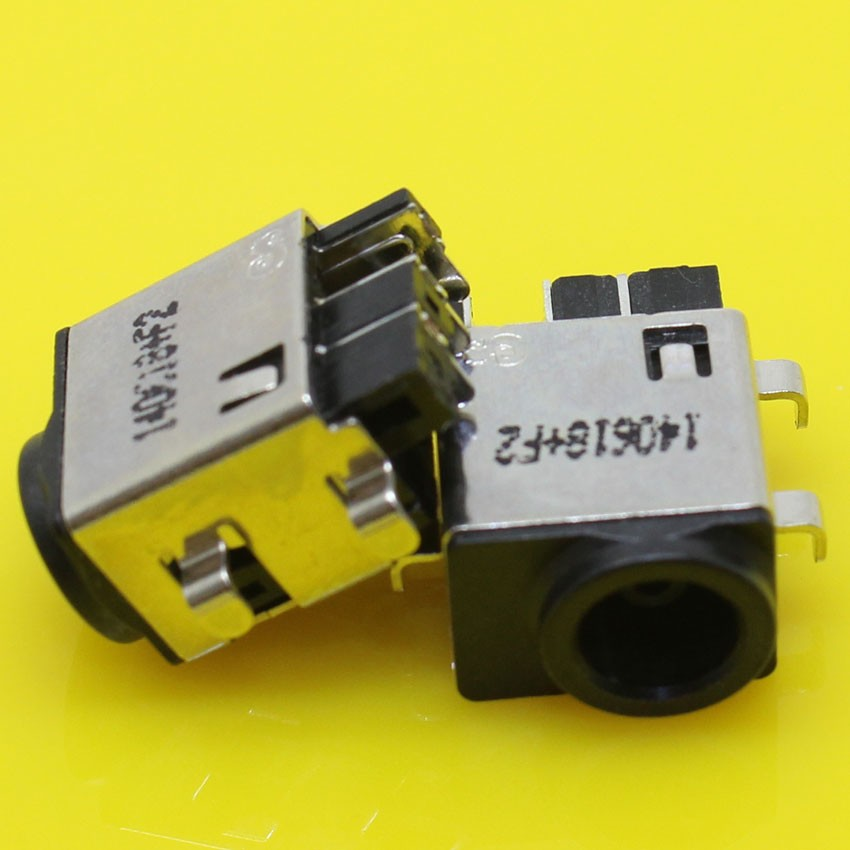 Image 2 - NEW DC Power Jack Connector for SAMSUNG NP RV410 RV415 RV510 RV511 RV515 RV520 RV720 RC510 RF510 RF710 DC PLUG CHARGER IN PORT-in Computer Cables & Connectors from Computer & Office