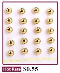 """2/"""" 10k Solide Or Jaune Diamant Cut Torsion Cerceau Boucles D/'oreilles 50 mm 6.9 G"""