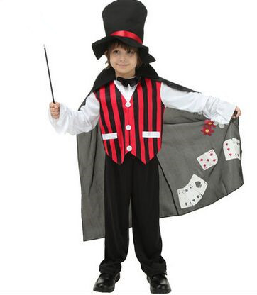 magic costume for children dark magician costume child magician party supplies halloween cosplay clothing  sc 1 st  AliExpress.com & magic costume for children dark magician costume child magician ...