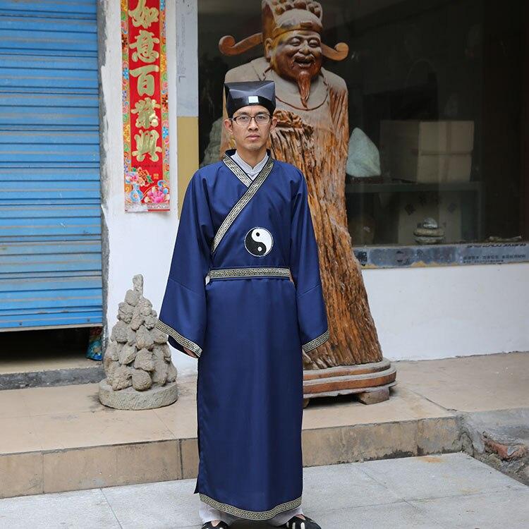 Wudang Daoist Hanfu Uniform 3
