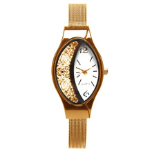 JW Brand Luxury Crystal Gold Watch Women Fashion Casual Jewelry Bracelet Wrist Watches For Women Clock Ladies Quartz Watch Gifts
