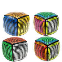13 Layers 13x13x13 Cube Speed Magic Puzzle 13x13 Educational Cubo magico Toys 13.6CM