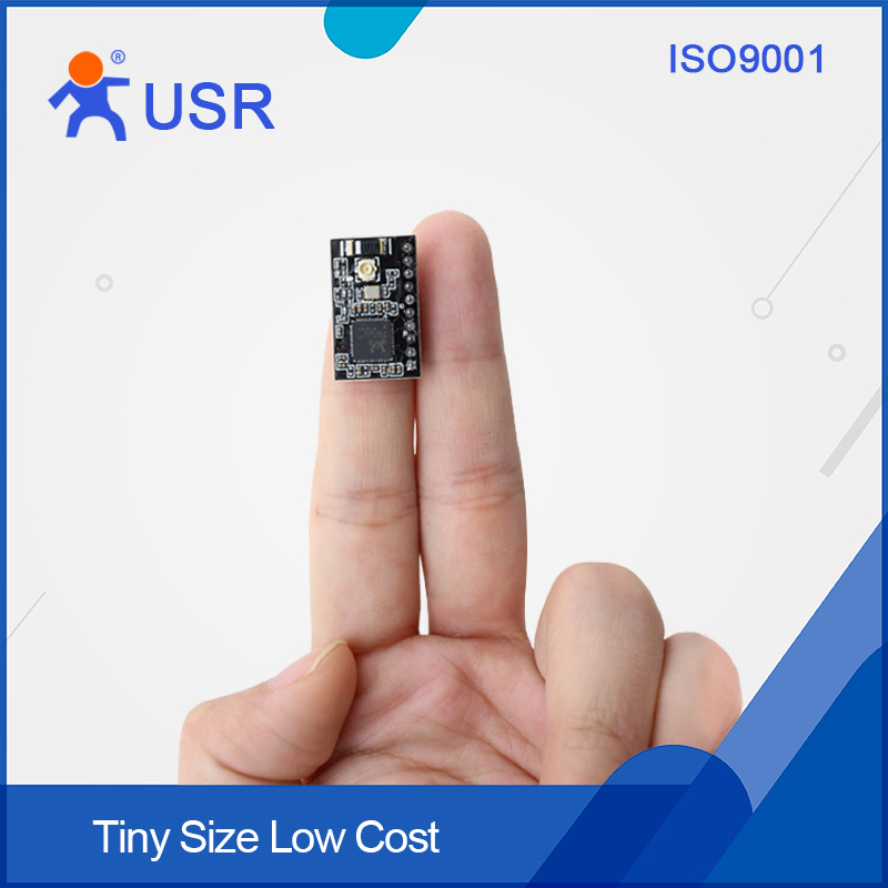 USR-C215b Tiny Size Serial TTL to Wireless Converter Wifi 802.11b/g/n Module with External Antenna профессиональная активная акустика behringer eurolive b212d black