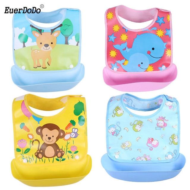 Baby Bibs Burp Cloth Waterproof Feeding For Baby Kids Stuff Toddler