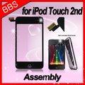 Montagem digitador de vidro para touch 2