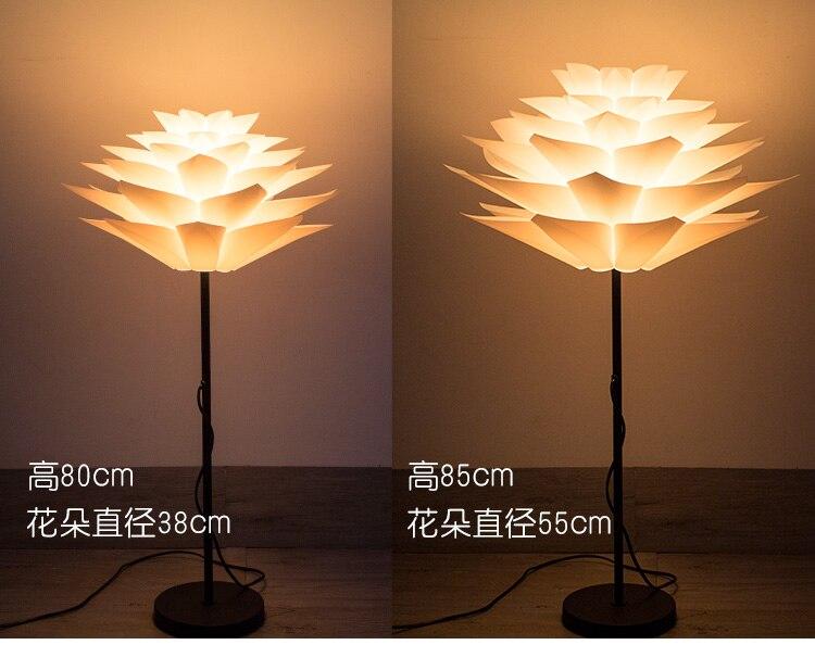 Moderne staande lamp led floor lamps myplanetled