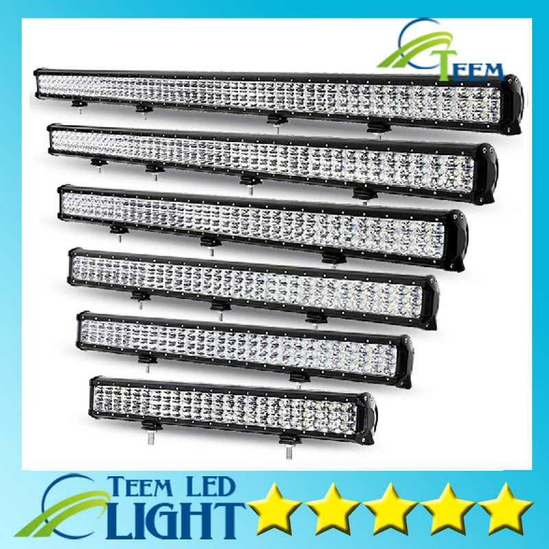 Free ship20 23 28 31 36 44 50 Cree Chip 3-Row LED Light Bar OffRoad Driving Work Light Combo Led Bar for Truck Car PickUp 1pc free shipping 10 30 v dc 39 8inch 192w mix 3w and 10w cree chip led light bars led work light bar for trucks offroad
