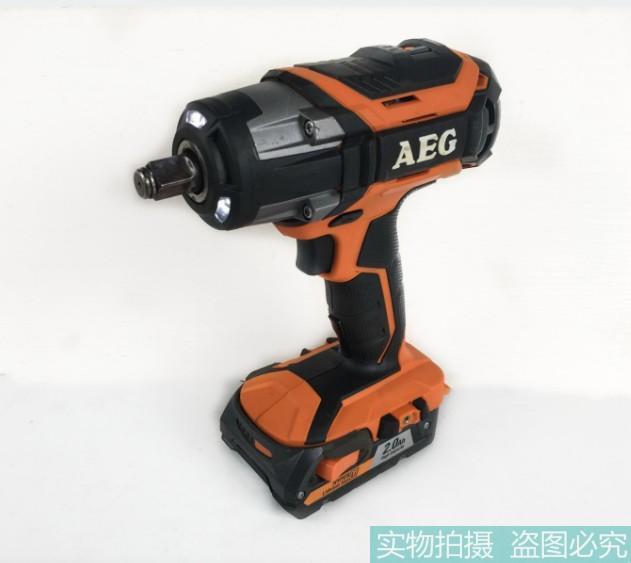 Aeg Ricci Ridgid New 18v Brushless Three Heavy Impact Wrench Auto Repair Gun Vigorously