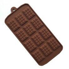 12 Chocolate Mold Silicone Non-Stick