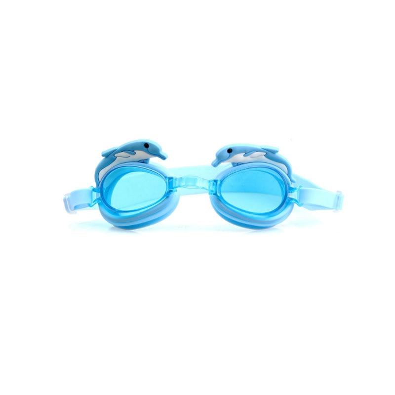 Swimming Goggles Kids Professional Cartoon Boys Girls Anti Fog Pool Children Waterproof Swim Eyewear Silicone Diving glasses in Swimming Eyewear from Sports Entertainment