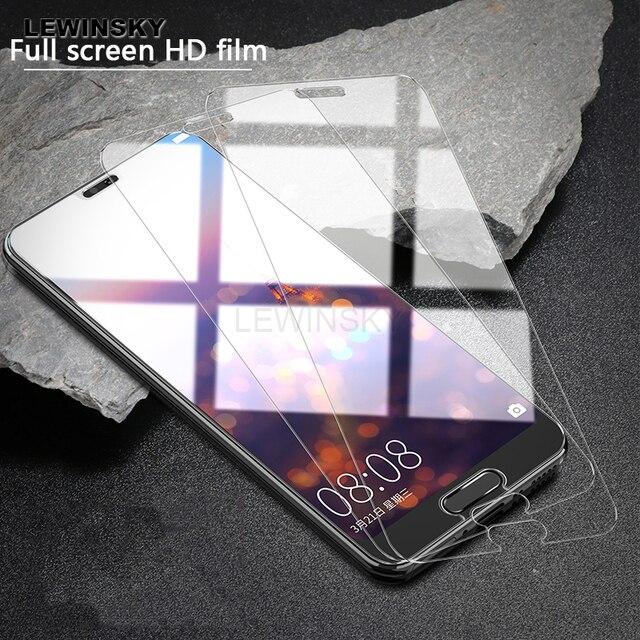 Закаленное Стекло для huawei P10 P20 Коврики 10 lite P Smart протектор для экрана на Honor 8 9 lite 10 7C 7X 7A Pro Play случаях