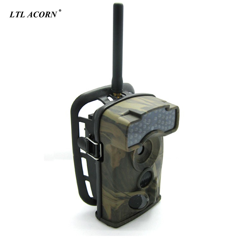 цена на Photo Traps Hunting Camera LTL ACORN MMS 5310WMG 940NM 1080P Trail Camera Wild Angle 100 degree GPRS Trail Game Hunting Camera