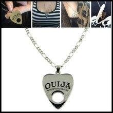 SHUIMEI 10Pcs/Lot 24'' Beautiful Heart Ouija Pendant Chain Charm Statement Choker Necklace Unique Gift Fine Jewelry