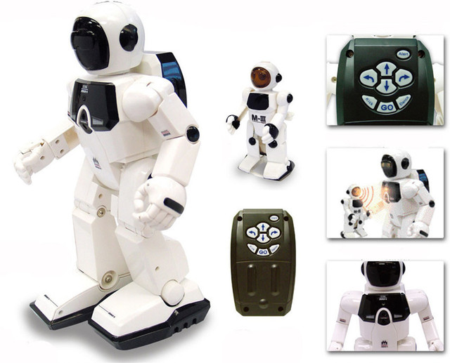 Hi-tech intelligent moon walker dancing robot RC Robot control by voice P2
