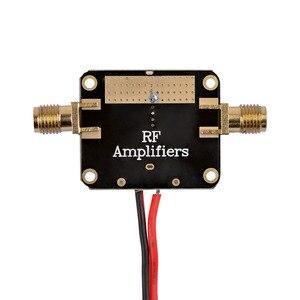 Image 5 - Радиочастотный усилитель AIYIMA 50M 6 ГГц, плата широкополосного усиления, усилитель с низким уровнем шума, средний усилитель, модуль усиления 19 дБ для FM, GPS, Wi Fi