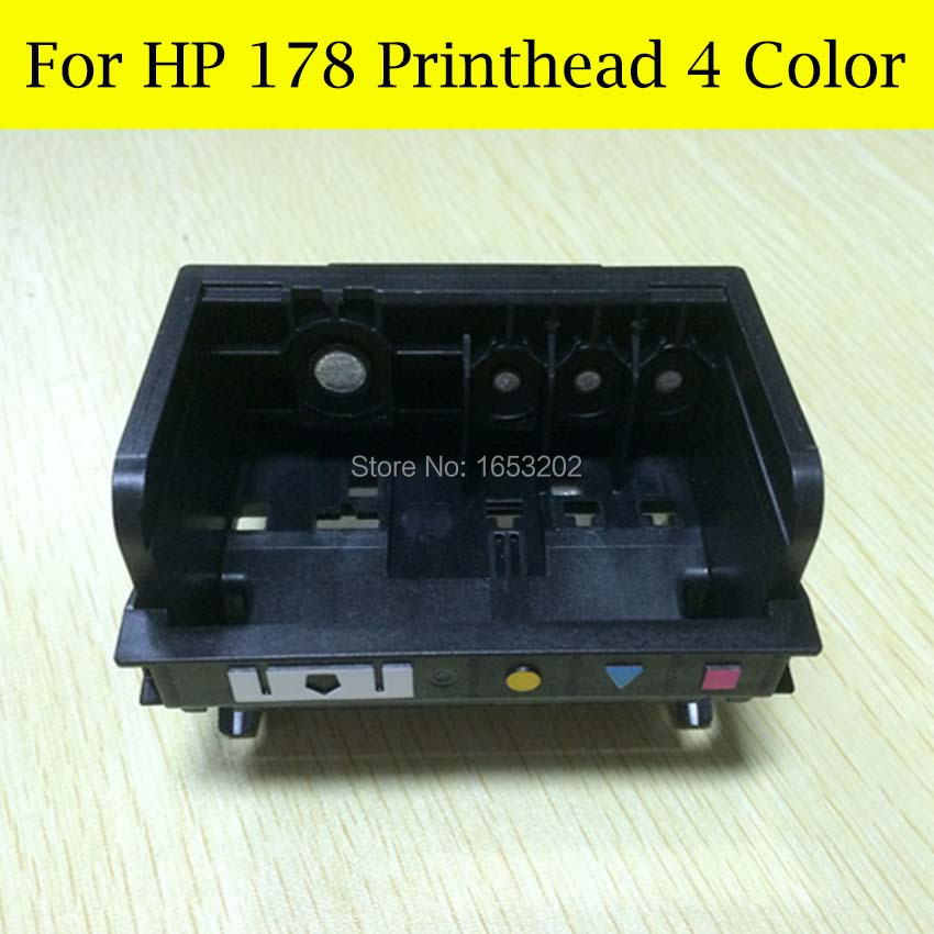 The Fashion 4 Color 178 Print Head For HP Photosmart B109A B109N B110A B209A B210A B210B HP178 Printhead кардиган be in be in mp002xw1ai2s