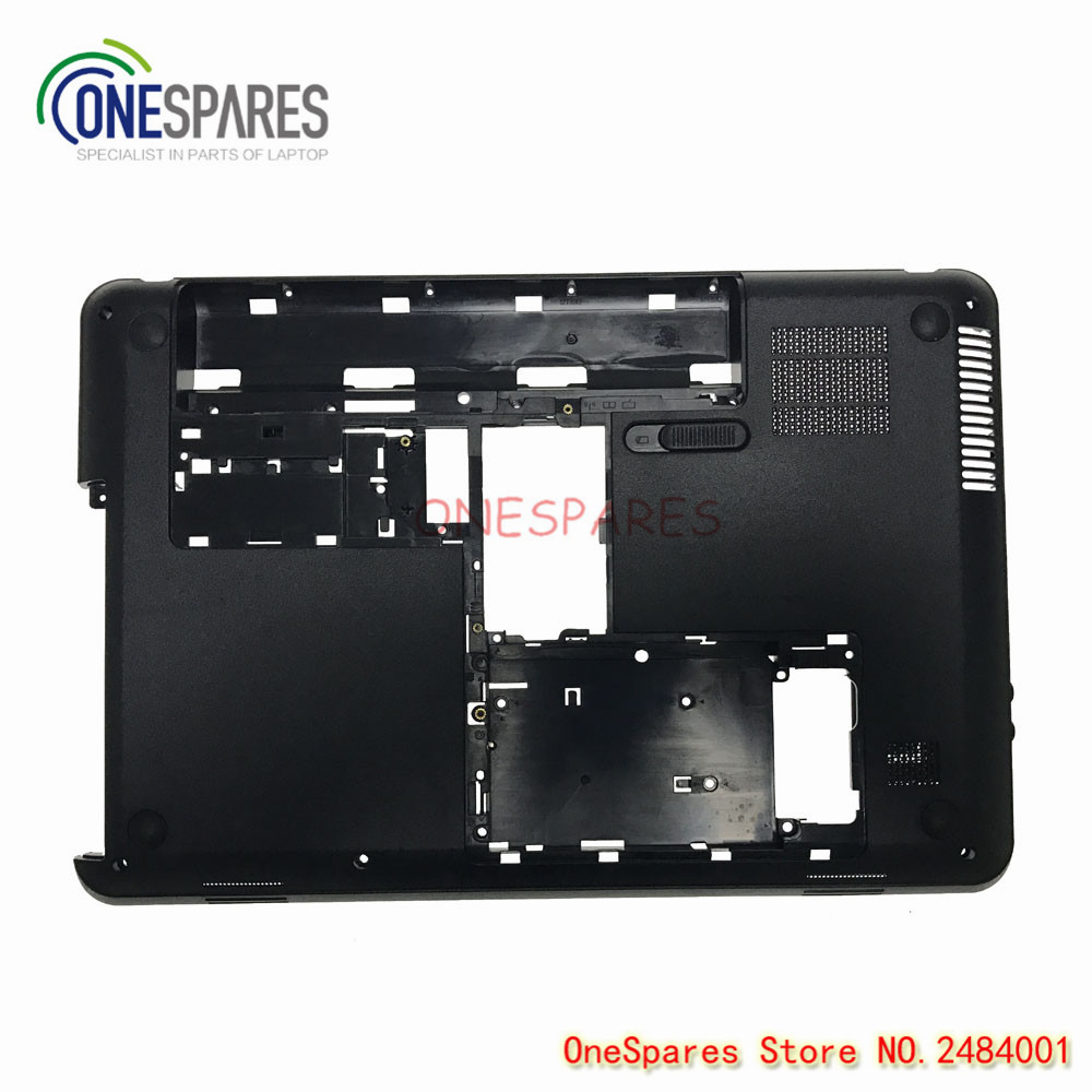 New Original Laptop Bottom case Base Cover Assembly For HP 1000 450 455 CQ45-m00 Series 6070B0592901 685080-001 D shell TOP new original laptop bottom base case cover for acer aspire emachines e640 e730 series base ap0ca000510 d shell top