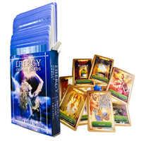 Voll Englisch Energie Oracle Karten wahrsagerei karten die mythic fate divination für vermögen spiele 53-karte deck