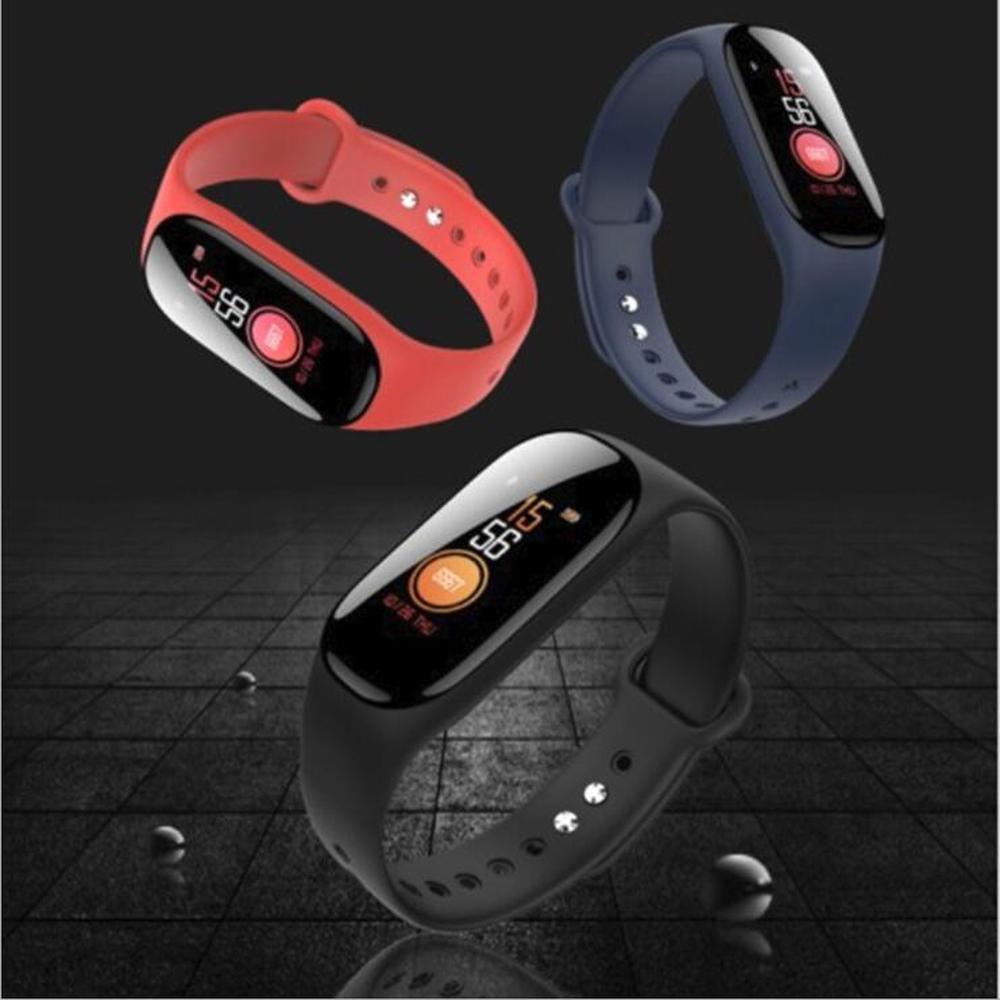 B40 Bracelet intelligent étanche Sport Bracelet intelligent pression artérielle fréquence cardiaque Bluetooth Fitness Tracker podomètre montre de calories