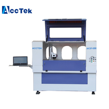 20W 30W Fiber metal laser marking machine 600*900mm engraving with CE FDA