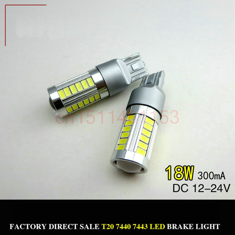Free Shipping 2pc/lot car-styling Hi-Q Rear Side Marker Light Bulb Brake Light Bulb <font><b>Tail</b></font> Light Bulb For Toyota corolla 2015 NA