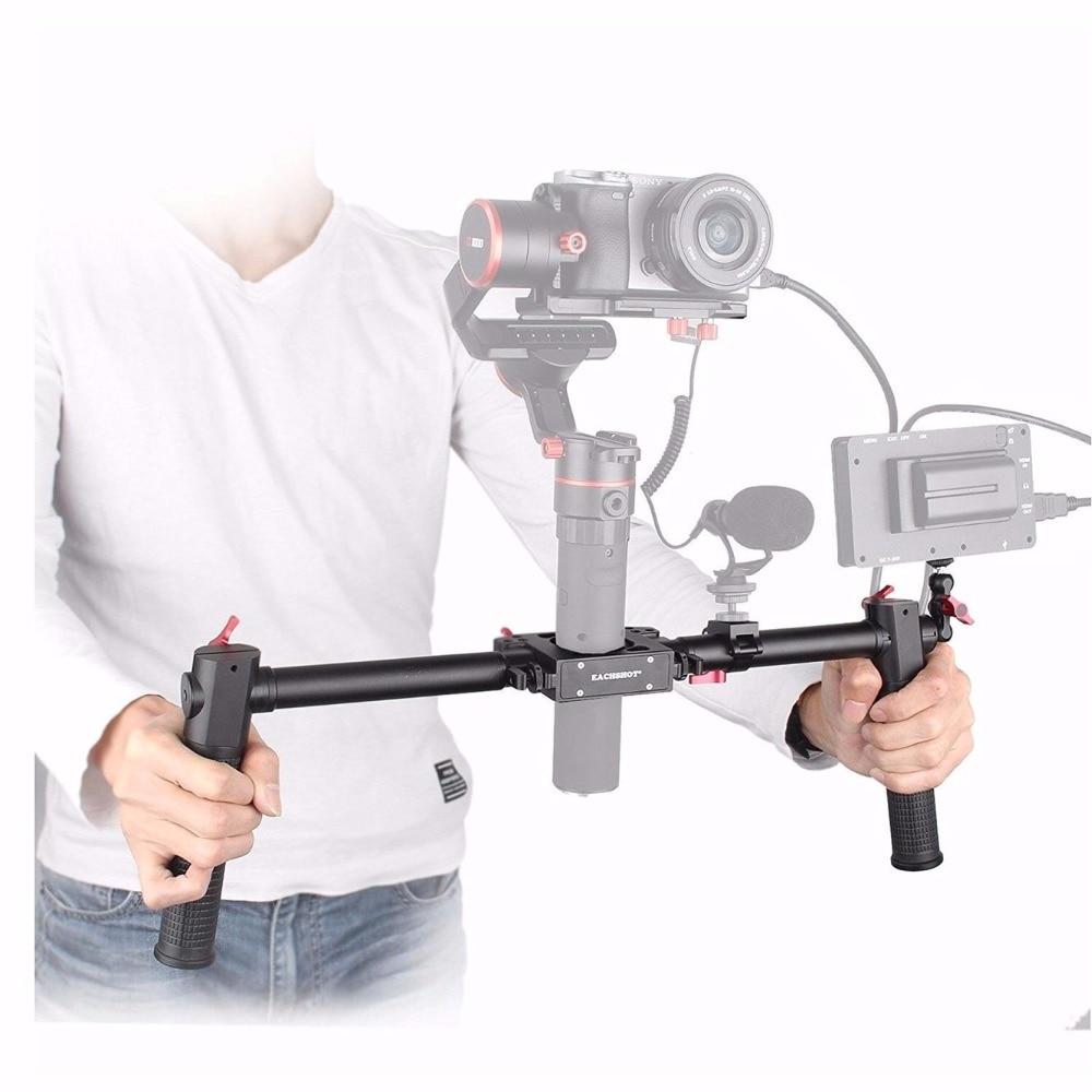Shape Dual-Grip Handlebar for Zhiyun Crane 2 3-Axis Gimbal Stabilizer