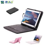 חדש iRULU eXpro X1Plus 10.1 ''אנדרואיד Tablet 5.1 Quad Core 1 גרם/8 גרם Tablet PC הכפול מצלמת Bluetooth WiFi Google Play w/מקלדת מקרה