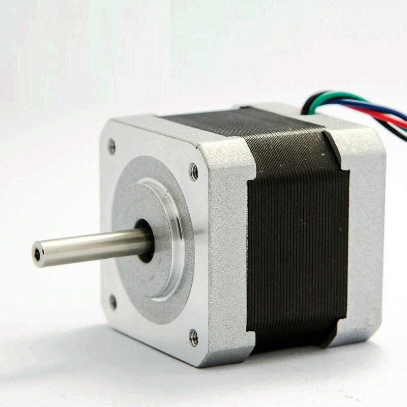 Nema17 Stepper Motor 42 Motor NEMA 17 Motor 42BYGH 1.7A Use for 3D Printer Model CNC JK42HS40-1704 nema17 1 8 degree 42mm 2 phase stepper motor fit adapter drive jk0220 for 3d printer cnc jk42hs40 1704