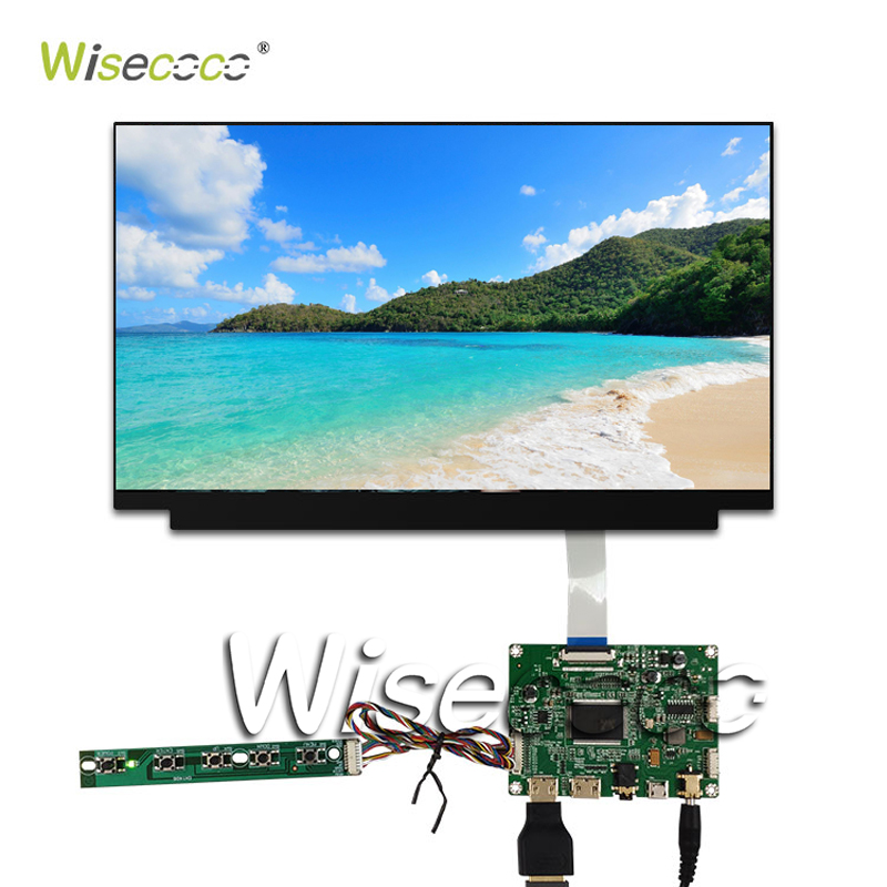 13.3 inch <font><b>1920X1080</b></font> full HD <font><b>IPS</b></font> LCD screen module <font><b>HDMI</b></font> edp controller board 30 pin tft for diy project image