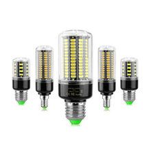 E27 лампа «Кукуруза» e14 Светодиодный светильник 220v 110v светодиодный
