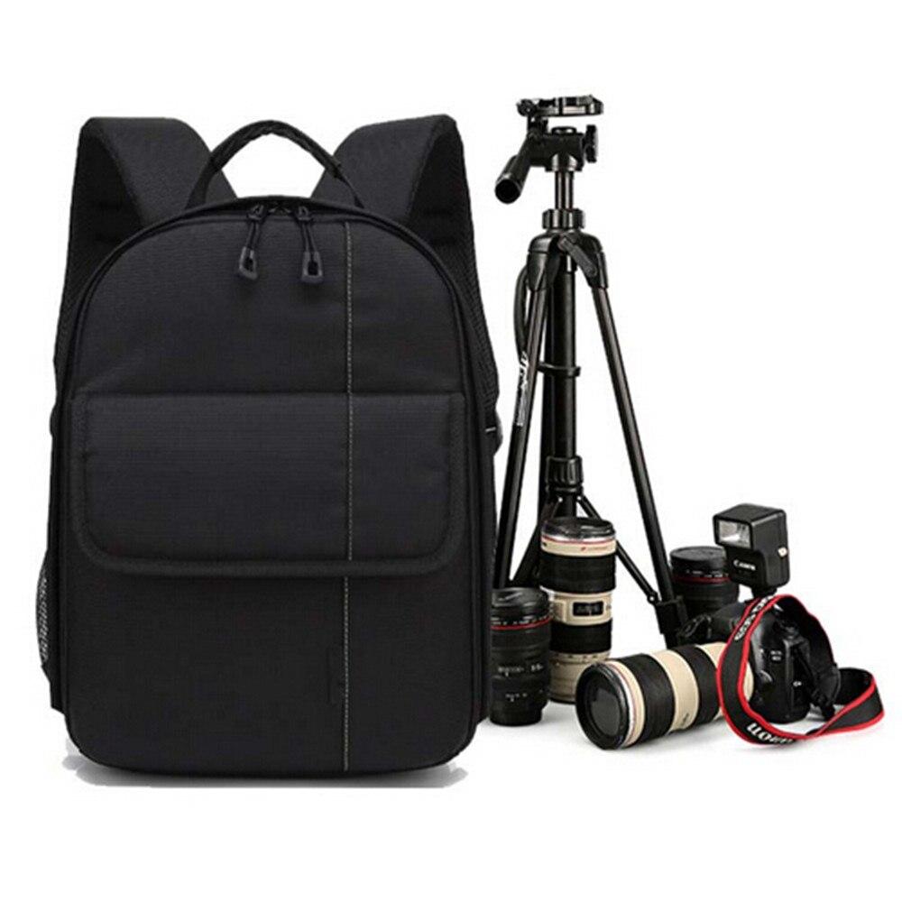 Multi-functional Digital DSLR Camera Bag Upgrade Outdoor Travel Camera Backpack Professional Waterproof SLR Camera Lens Case