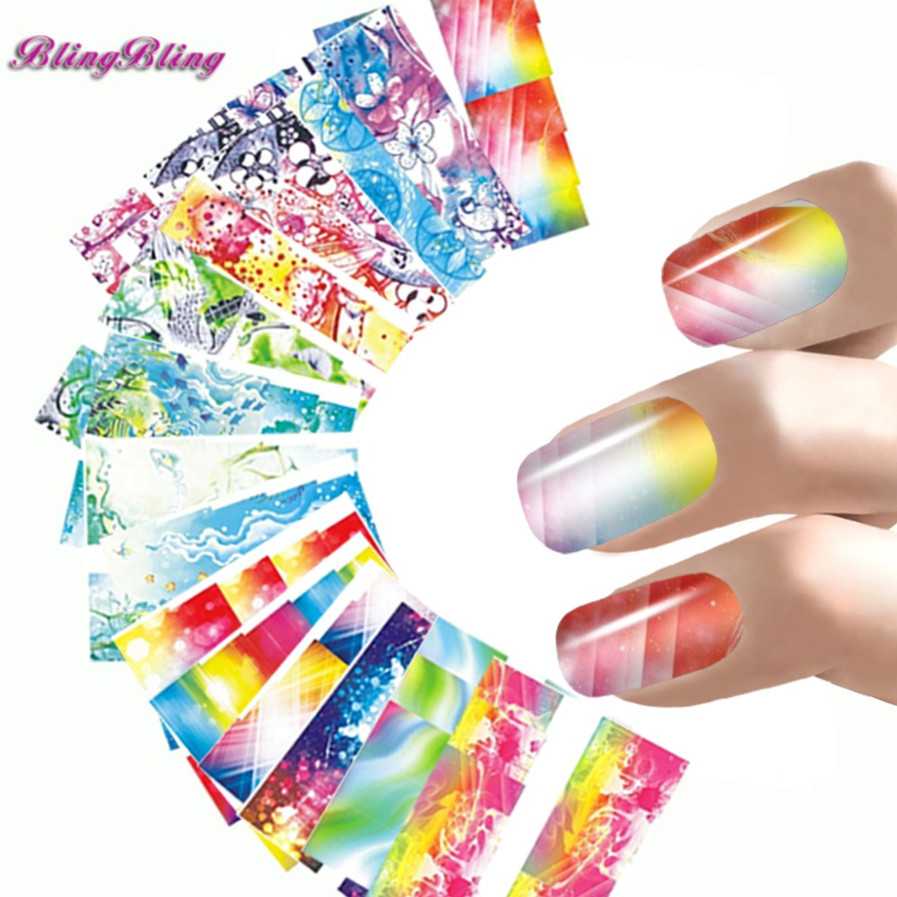 View Images Abstract Designs Nail Sticker