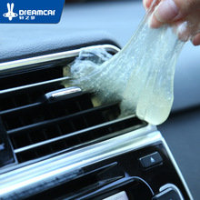 Car Cleaning Sponge Products Auto Universal Cyber Super Clean Glue Microfiber Dust Tools Mud Gel